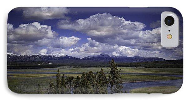Yellowstone River IPhone Case by Jason Moynihan