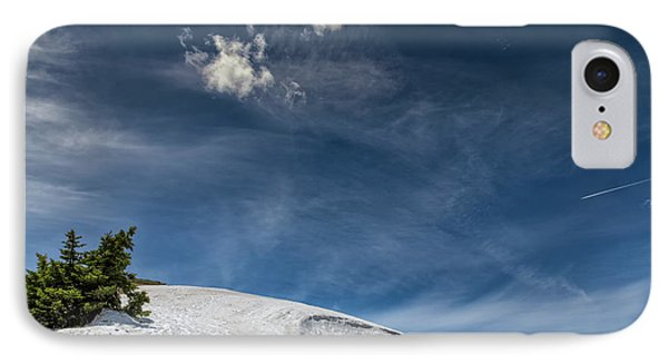IPhone Case featuring the photograph Yellowstone Sky by John M Bailey