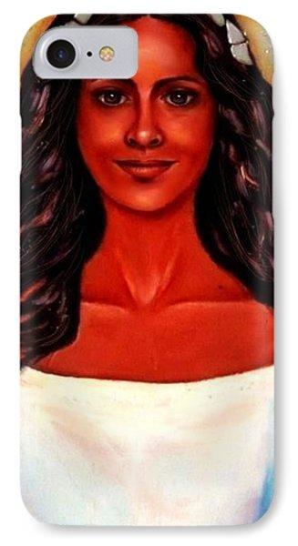 Yemaya-the Goddess Phone Case by Carmen Cordova