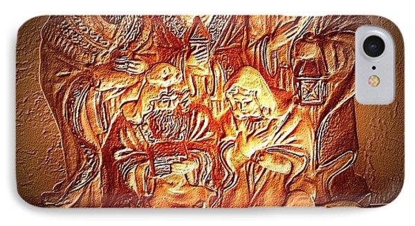 Yeshu'a  IPhone Case by Carlos Avila