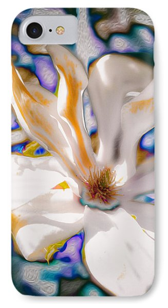 Yet Another Magnolia IPhone Case