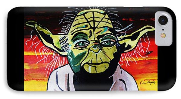 Yoda  Come Home IPhone Case