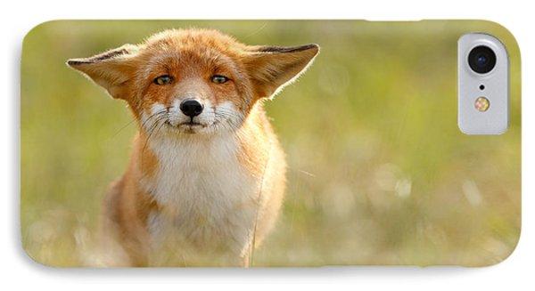 Yoda - Funny Fox IPhone Case