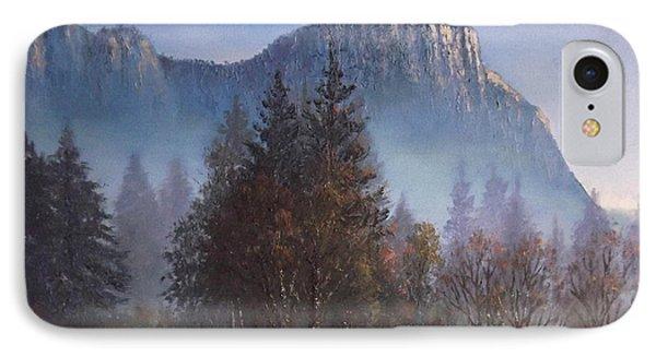 Yosemite Dawn Phone Case by Sean Conlon