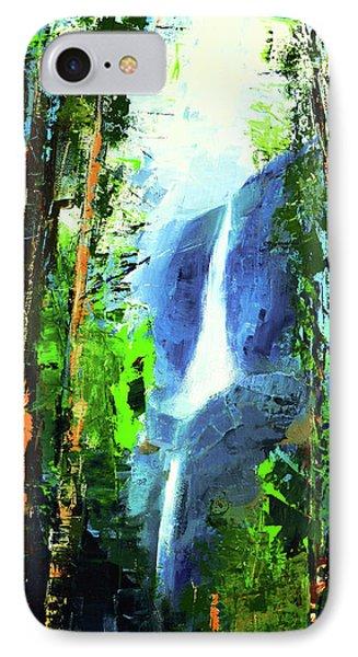 Yosemite Falls IPhone 7 Case