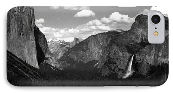 Yosemite National Park  IPhone Case by Emanuel Tanjala
