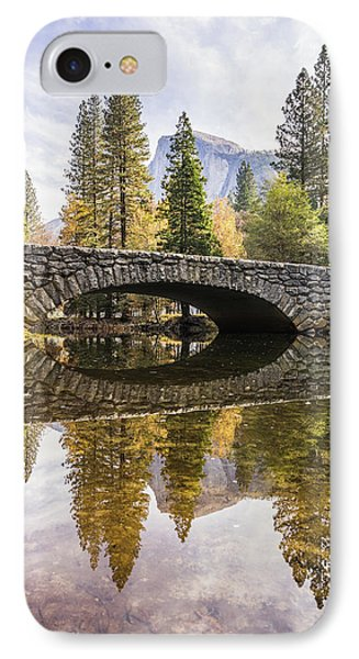 Yosemite Reflections IPhone Case