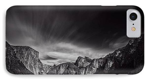 Yosemite Valley IPhone Case by Ian Good