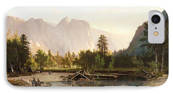 Yosemite Valley IPhone Case