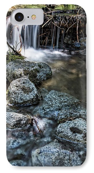 Yosemite View 17 IPhone Case by Ryan Weddle