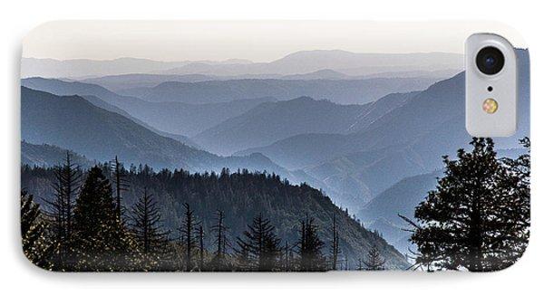 Yosemite View 27 IPhone Case