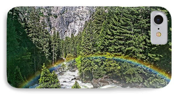 Yosemite View 29 IPhone Case by Ryan Weddle