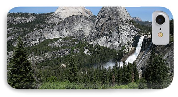 Yosemite View 30 IPhone Case by Ryan Weddle