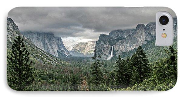 Yosemite View 36 IPhone Case
