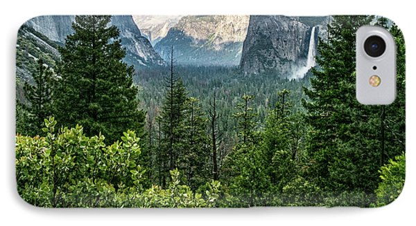 Last Light For Tunnel View IPhone Case by Ryan Weddle