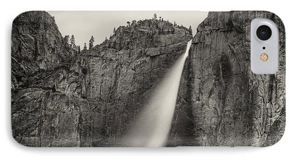 Yosemite Waterfall #2  IPhone Case