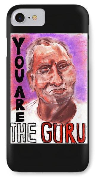 You Are The Guru IPhone Case