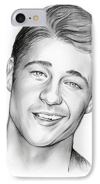 Young Ben Mckenzie IPhone Case by Greg Joens