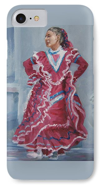 Young Dancer At Arneson Theater IPhone Case