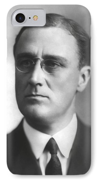 Young Franklin Delano Roosevelt Phone Case by War Is Hell Store