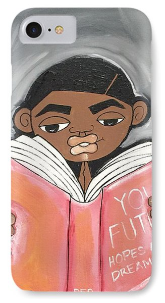 Your Future Boy IPhone Case
