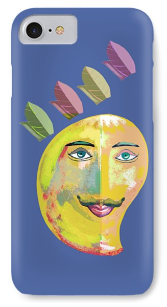 Your Highness A IPhone Case by Thecla Correya