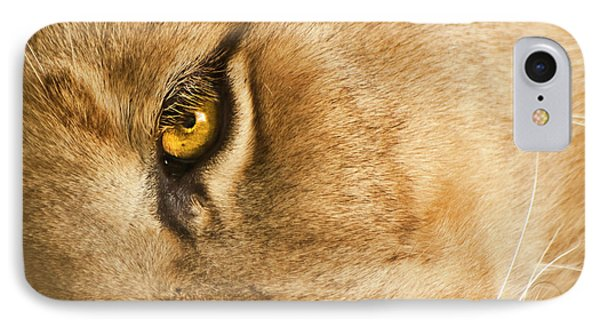 Your Lion Eye IPhone Case