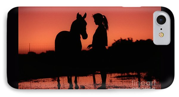 IPhone Case featuring the photograph Youth by Jim and Emily Bush