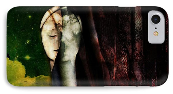 You...with The Clouds In Your Eyes IPhone Case