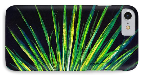 Yucca Phone Case by Melvin Moon