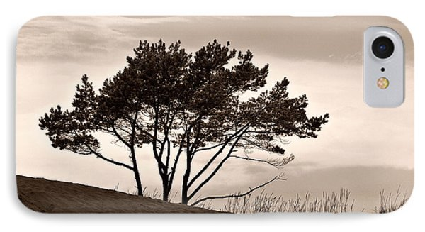 IPhone Case featuring the photograph Yyteri Evening by Jouko Lehto