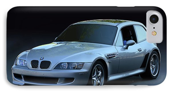 IPhone Case featuring the photograph Z3 M Coupe by Bill Dutting