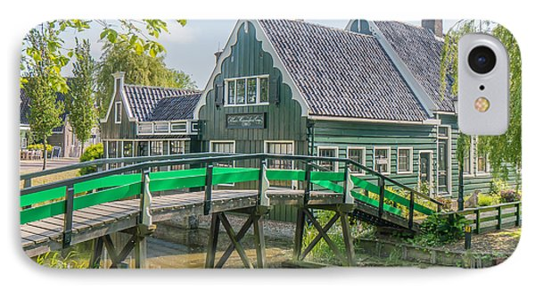 Zaanse Schans Village IPhone Case
