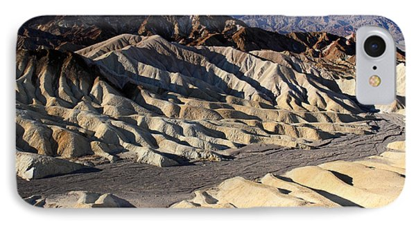 Zabriskie Point In Death Valley Phone Case by Pierre Leclerc Photography
