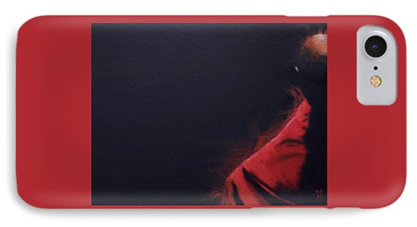 Zazen - Beyond The Snowflake's Echo IPhone Case