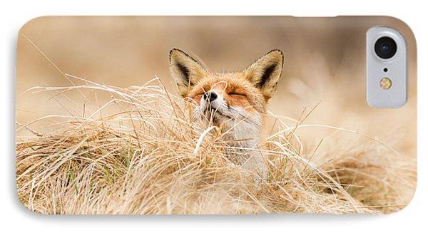 Zen Fox Series - Zen Fox 2.7 IPhone Case