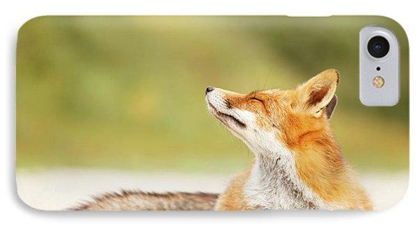 Zen Fox Series -zen Summer Fox IPhone Case