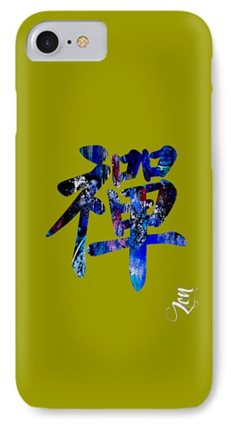 Zen IPhone Case by Marvin Blaine