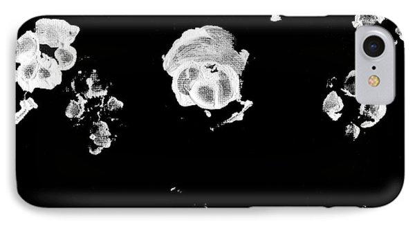 Zen Puppy IIi IPhone Case by Antony Galbraith