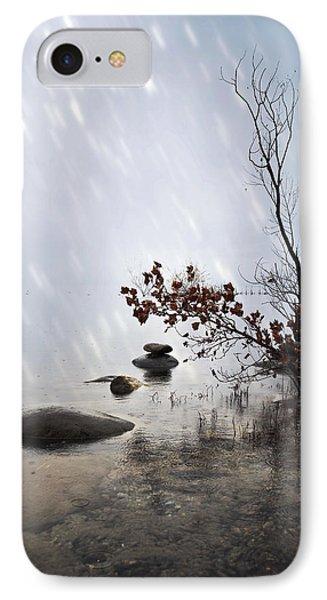 Zen Stones IPhone Case by Joana Kruse