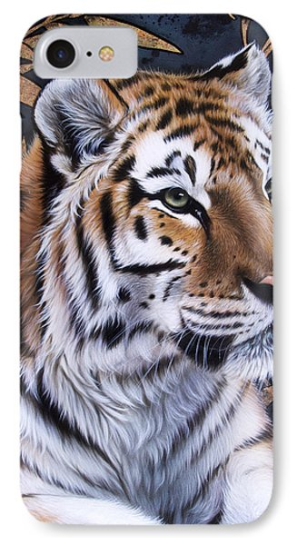 Zen Too IPhone Case by Sandi Baker
