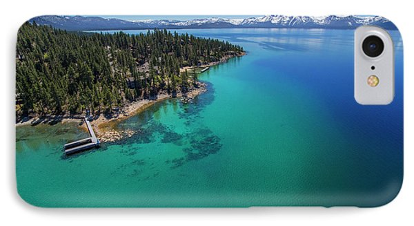 Zephyr Point Aerial IPhone Case by Brad Scott