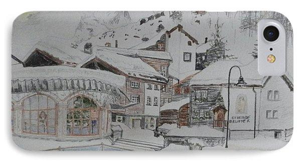 Zermatt IPhone Case