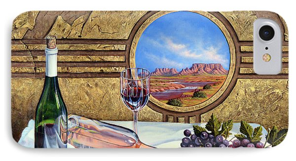 Zia Wine IPhone Case by Ricardo Chavez-Mendez