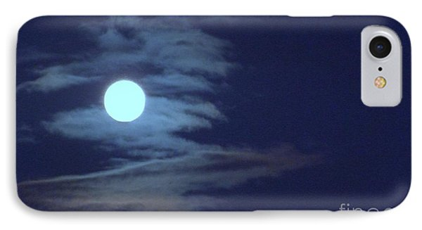 Zig Zag Moon Phone Case by Mary Deal