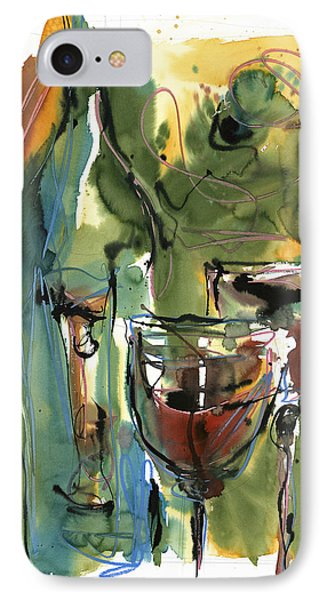 Zin-findel Phone Case by Robert Joyner