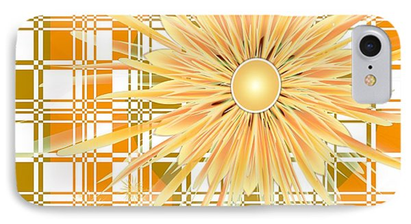 Zinnia IPhone Case by Michelle H