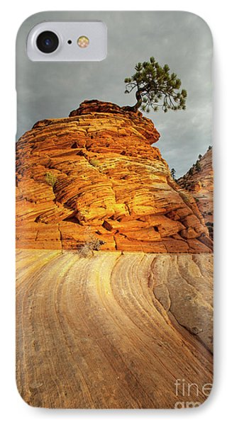 Zion National Park IPhone Case by Martin Williams