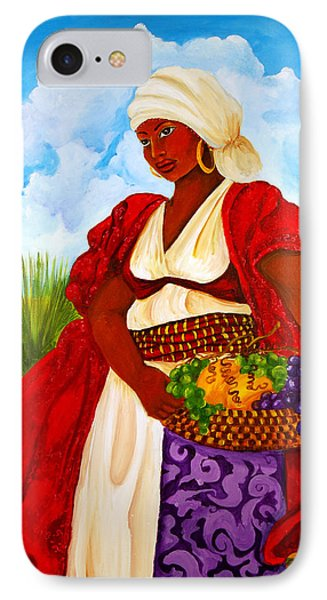 IPhone Case featuring the painting Zipporah by Diane Britton Dunham