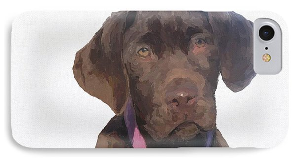 Zippy As A Pup IPhone Case